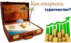 Скачать бесплатно бизнес план туристического агентства (фирмы)