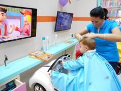 Открыть детскую парикмахерскую