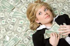 Как стать успешной и богатой женщиной с нуля?