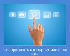 Что продавать в интернет магазине в 2017 году