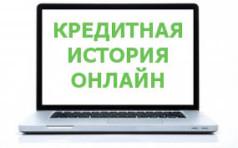 Как узнать свою кредитную историю самостоятельно онлайн бесплатно