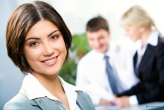 женщина и бизнес