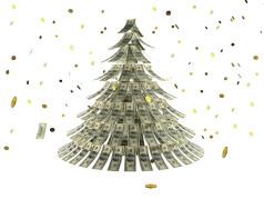 Продажа елок на Новый год как бизнес