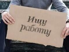 Как получить пособие безработному